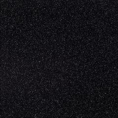 4X4 CORIAN SOLID SURFACE DEEP BLACK QUARTZ