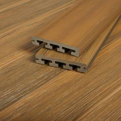 """FD-I SERIES GROOVED BOARD SAMPLE 6""""-OASIS PALM"""