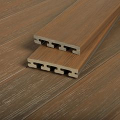 """FD-I SERIES GROOVED BOARD SAMPLE 6""""-TIGER COVE"""