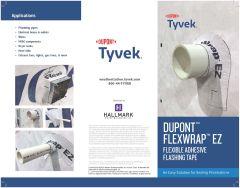 DuPont™ FlexWrap™ EZ Tri-Fold Brochure