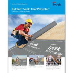 DuPont™ Tyvek® Roof Protector Brochure