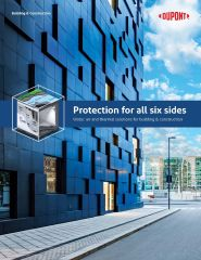 DuPont™ Tyvek® Commercial Brochure - All Six Sides