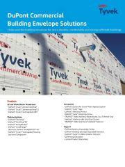 DuPont™ Tyvek® Commercial Building Envelope Solutions Brochure