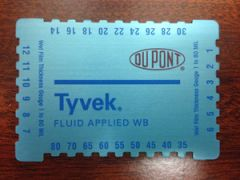 Fluid Applied Mil Gauge Tool