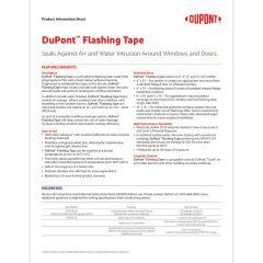 DuPont™ Flashing Tape Product Data Sheet